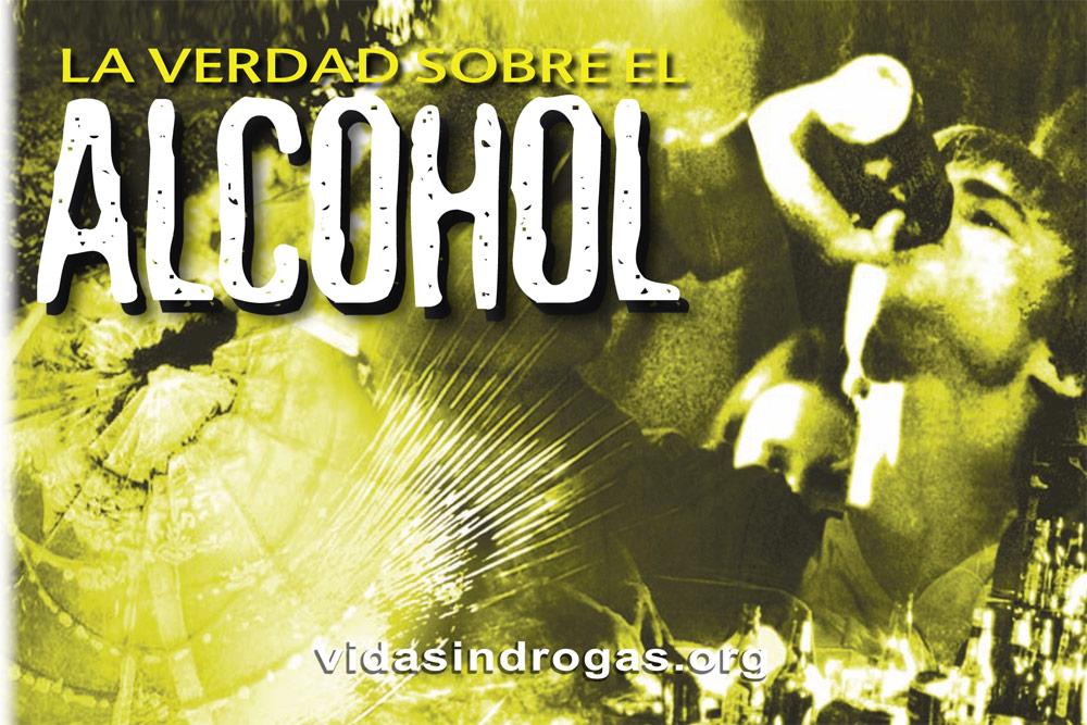 Folleto la Verdad sobre el alcohol Valencia sin Drogas