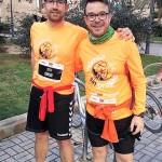 Valencia Sin Drogas en la Media Maratón de Valencia